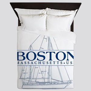 Boston - Queen Duvet